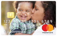 credit card with family