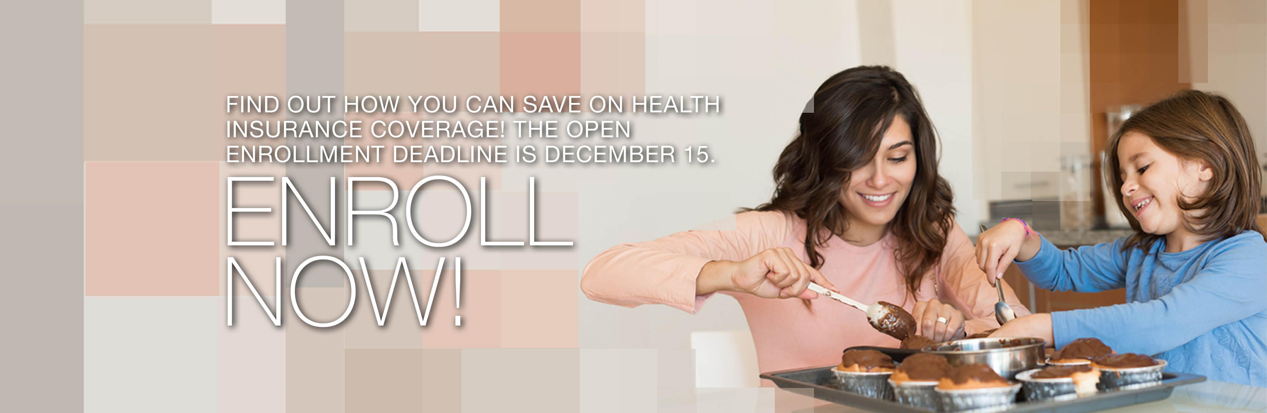 Open Enrollment Health Insurance