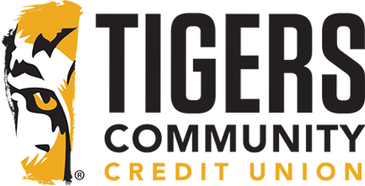 Tigers Community Credit Union large logo