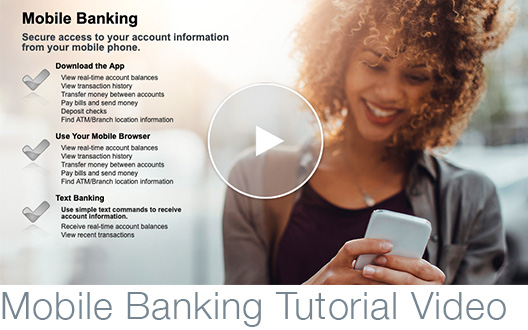 Mobile Banking Tutorial